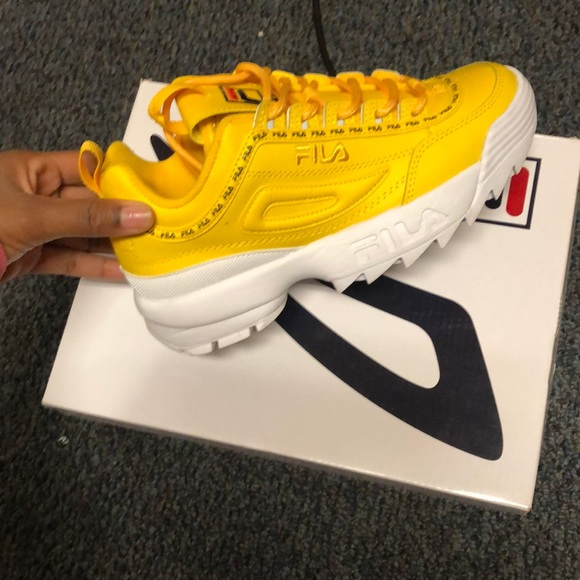 Fila Shoes | Fila Disruptor Ii Size 7